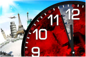 The Kingdom Calendar: End Time Chart